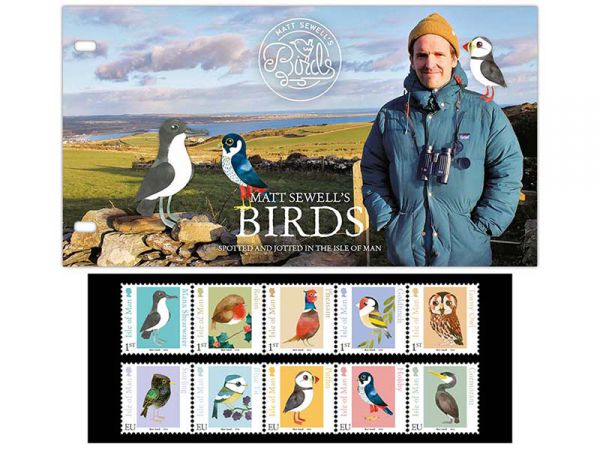 Matt Sewell's Birds Presentation Pack