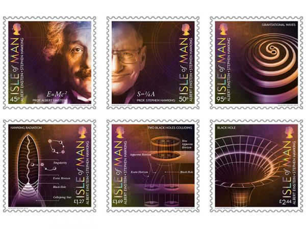 100 Years of General Relativity Mint Set