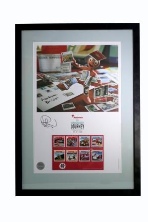 Aardman Limited Edition Signed Framed Print