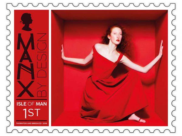 The Red Finella Dress