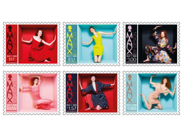 Depicted On The Stamps Are Preen By Thornton Bregazzis Most Iconic Dress Designs O First Class Value