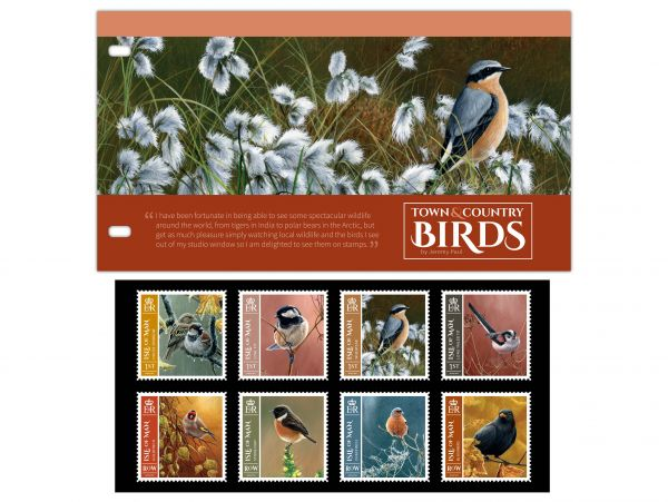 Town and Country Birds Presentation Pack