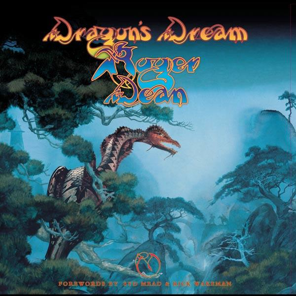 Dragon's Dream by Roger Dean