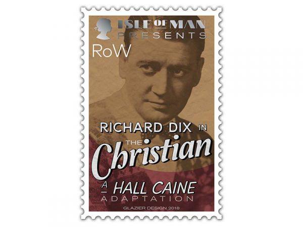 Hall Caine stamp_RoW_Richard Dix