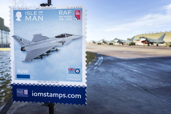 Celebrating the 100 Years of the Royal Air Force - Isle of