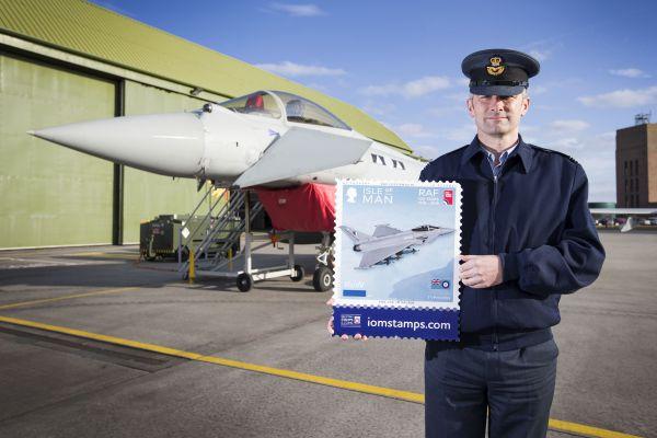 Flight Lieutenant Danny Streames from RAF Lossiemouth