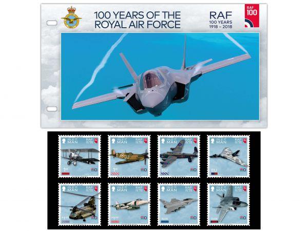 RAF 100 Presentation Pack