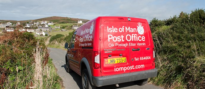 Isle of Man, UK, Channel Islands Postage