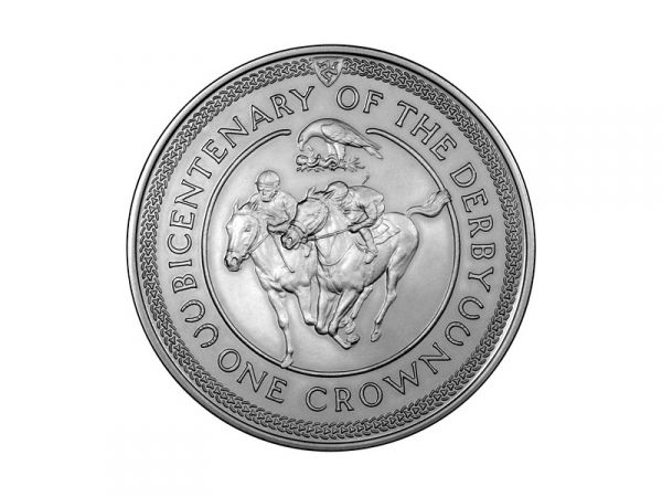 1980 Bicentenary of the Derby Crown