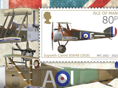 The Centenary of the Royal Flying Corps