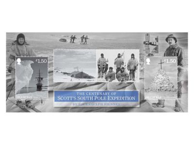 The Centenary of Scott's South Pole Expedition