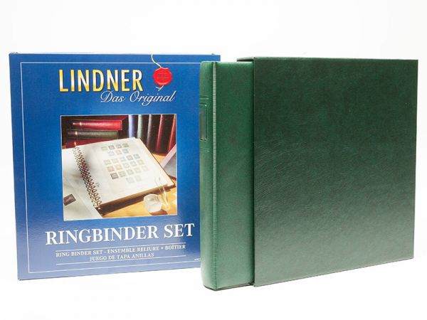 Lindner Albums and Pages