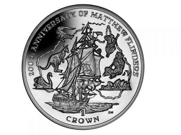 Matthew Flinders Crown