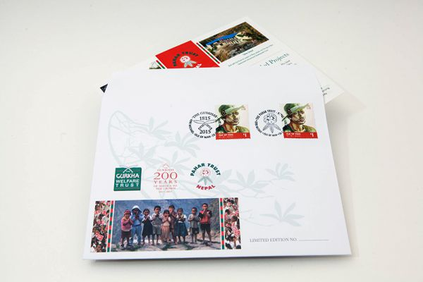 The Pahar Trust Nepal Special Cover