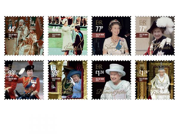 Pomp & Circumstance The Reign of HM Queen Elizabeth II Sets and Sheets