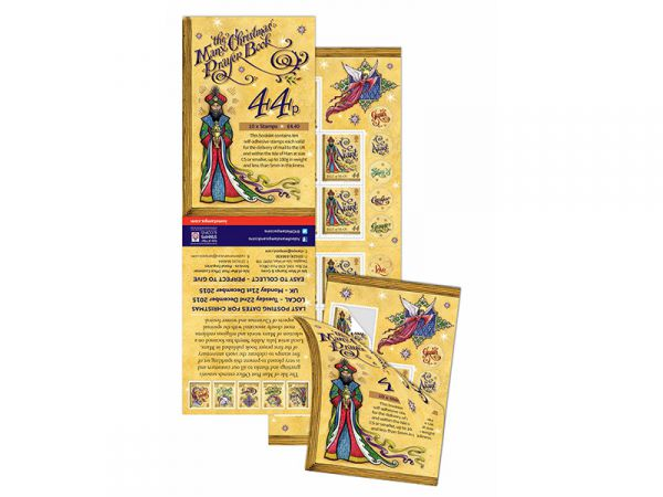 The Manx Christmas Prayer Book Self-Adhesive Booklet