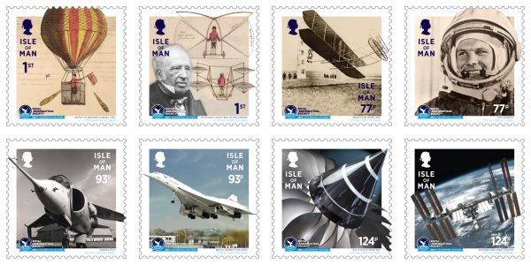 Royal Aeronautical Society 150th Anniversary Set