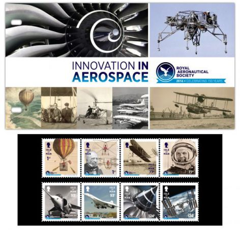 Royal Aeronautical Society 150th Anniversary Presentation Pack