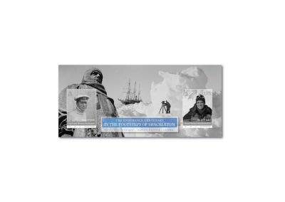 Isle of Man Post Office issues miniature sheet to mark 100 years since the heroic Shackleton Expedition