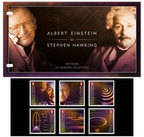 100 Years of General Relativity Presentation Pack