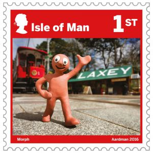 Aardman gets stamp of approval