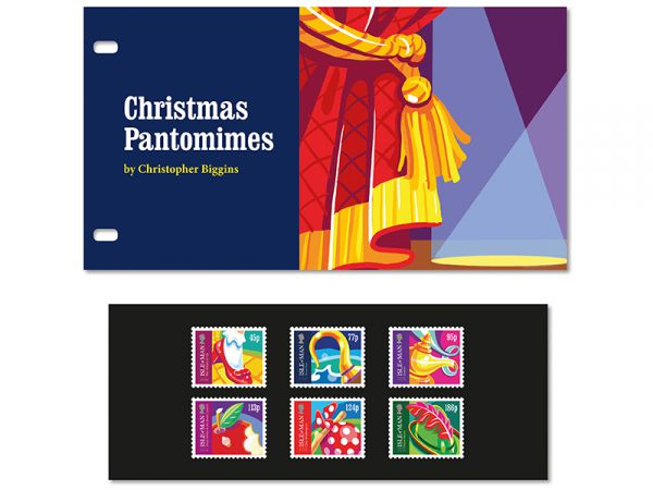 Christmas Pantomimes Presentation Pack