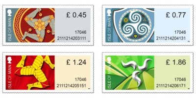 Isle of Man Post Office to launch new self-adhesive pictorial definitive stamps