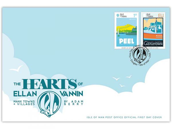 The Hearts of Ellan Vannin Europa Special Cover