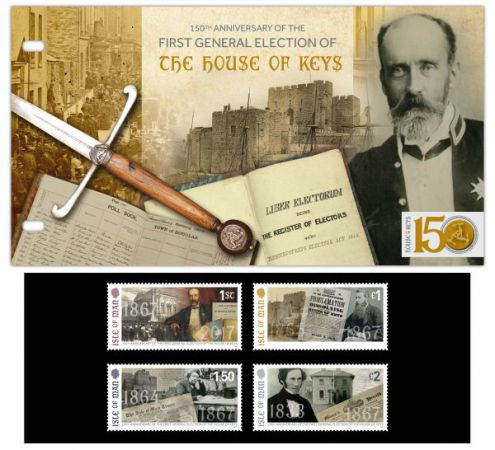 150th Anniversary of the First Open House of Keys Elections Presentation Pack