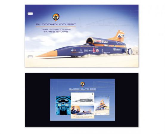BLOODHOUND SSC Presentation Pack