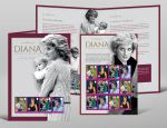 The Diana Stamps - A Postal Tribute to Diana Princess of Wales.