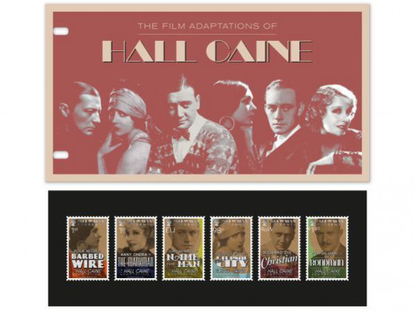 The Film Adaptations of Hall Caine Presentation Pack