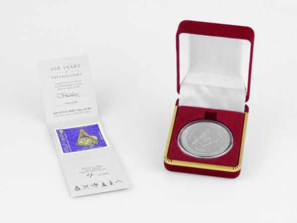 The Tercentenary Medallion