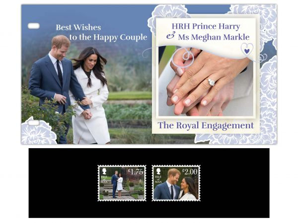 Harry & Meghan - A Celebration Presentation Pack