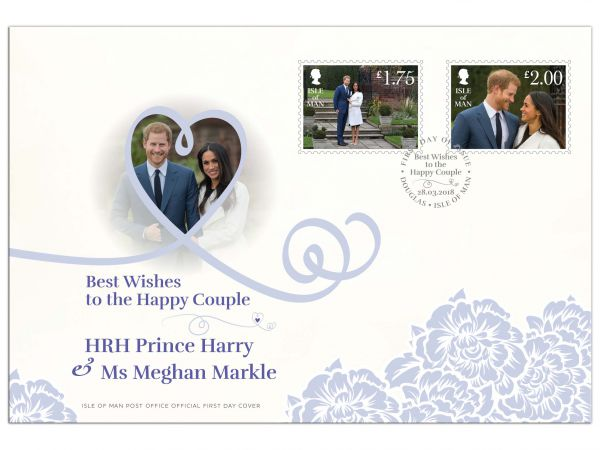Harry & Meghan - A Celebration  First Day Cover