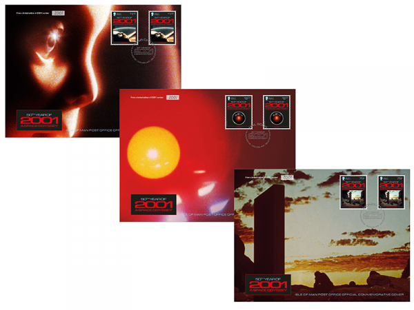 2001: A Space Odyssey - The Trinity (A Special 3 Cover Collection)