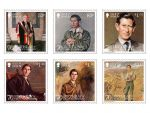 THE ISLE OF MAN POST OFFICE HONOURS HRH PRINCE CHARLES WITH COMMEMORATIVE STAMPS