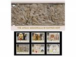 ANZAC memorials commemorated by Isle of Man Post Office stamp collection