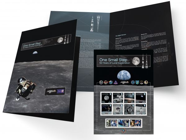 'One Small Step' Commemorative Sheetlet