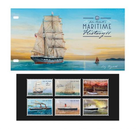 Maritime History II by John Halsall Presentation Pack