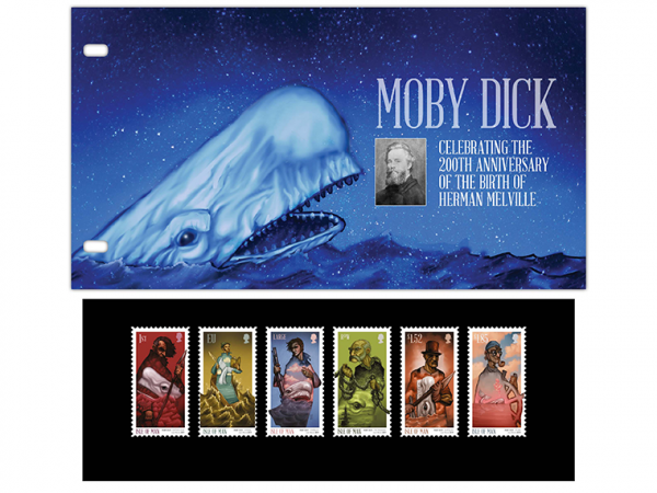 Moby Dick Presentation Pack