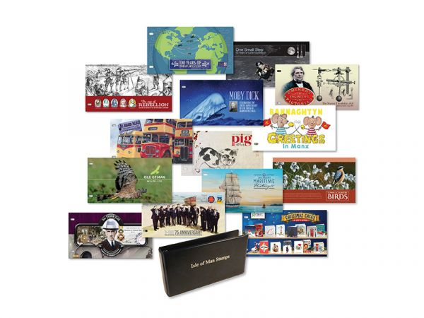 2019 Year Collection of Presentation Packs