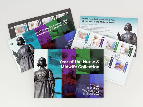 2020 Year of the Nurse and Midwife Collection