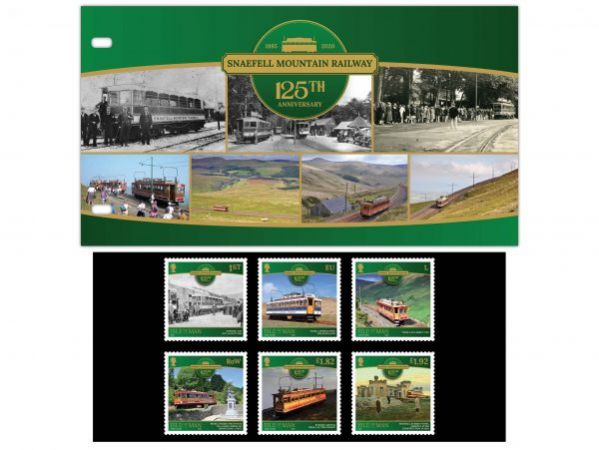 Snaefell Mountain Railway - 125th Anniversary Presentation Pack