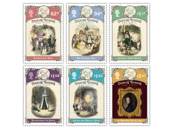 Charles Dickens - One Fifty Set and Sheet Set
