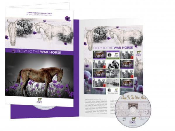Elegy to the War Horse Commemorative Sheetlet and CD/EP Collection