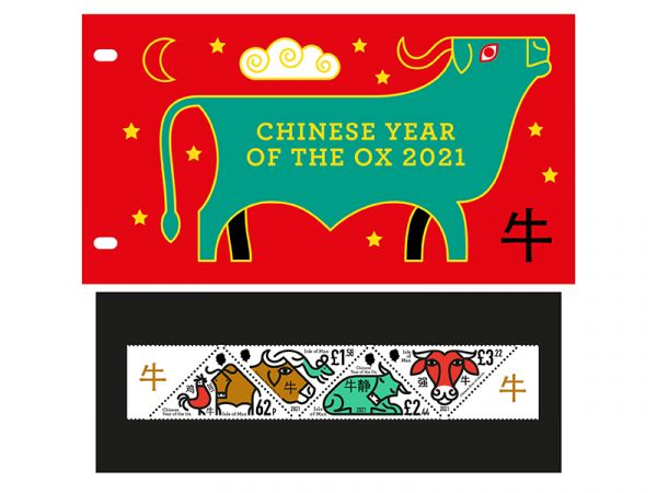 Chinese Year Of The Ox Presentation Pack
