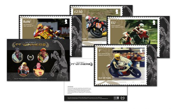 TT Winners Stampcard Collection