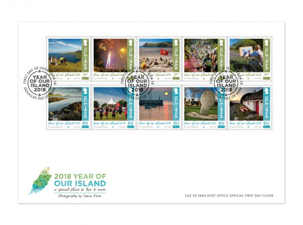 The Year of Our Island First Day Cover