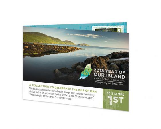 Year of Our Island Self Adhesive Pane and Booklet